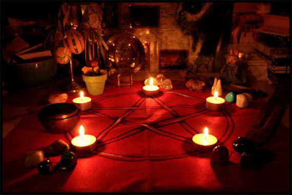 Traditional Voodoo Love Spell